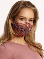 Face mask Stripe