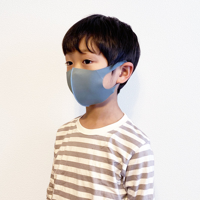 For Children MK-006《Finished product / three-dimensional mask》 Comfort Mask For Children (3 piece pack)