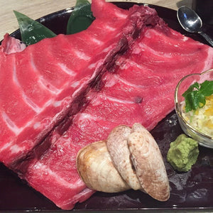 Fresh Tuna Rib Bone Japan Import (2kg+/-) 日本空運新鮮鮪魚骨