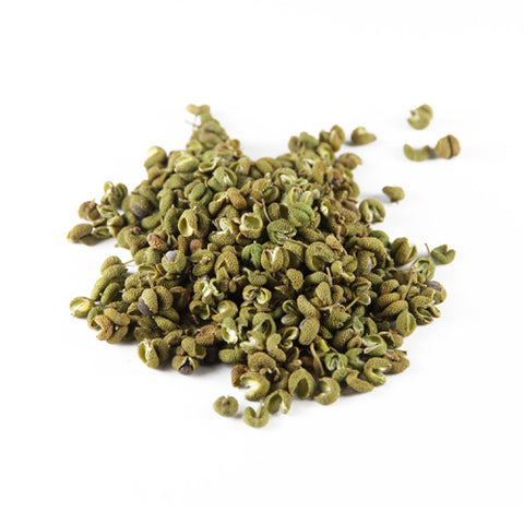Sun Dried Japanese Pepper Sansho (Culinary use) 15g 日乾野生山椒粒