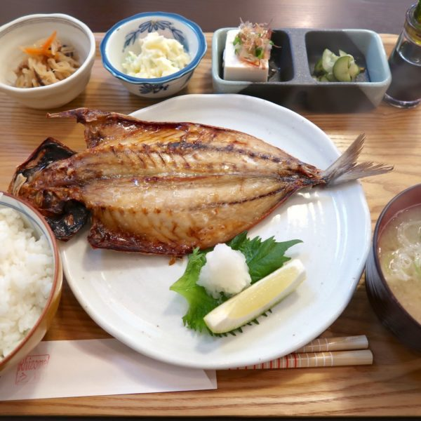 Japanese Horse Mackerel (Aji) 2pcs 日本竹筴魚