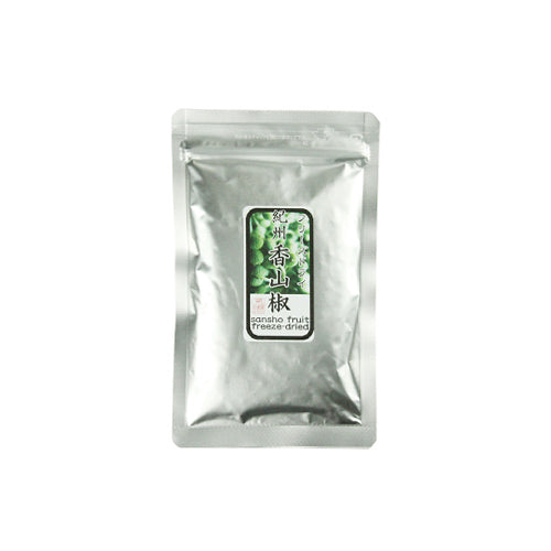 Freeze-Dried Japanese Pepper Sansho (Culinary use) 7g 凍乾野生山椒粒