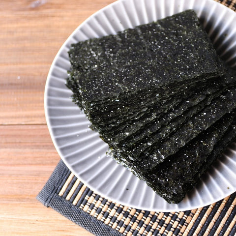 Roasted Sesame Seaweed Snack 日式麻油海苔
