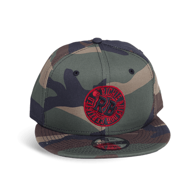 Richie Bulldog Camo Hat