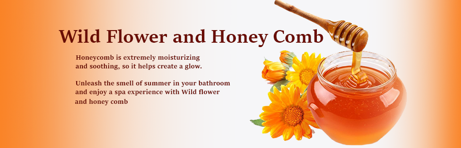 Wild Flower & Honeycomb