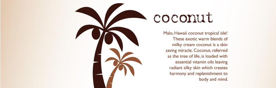 Tropical Milky Coconut