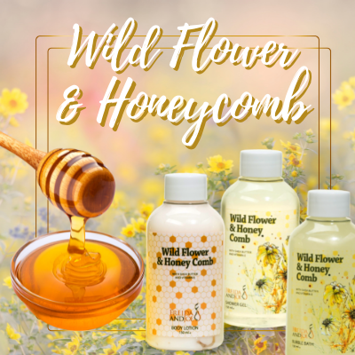 Wild Flower and Honeycomb Fragrance
