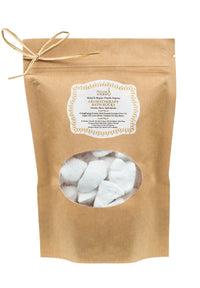 Bath And Body Gift Set - 250G Aromatherapy Vanilla Bath Rocks - Enriched With Essential Oils, Shea Butter, & Vitamin E