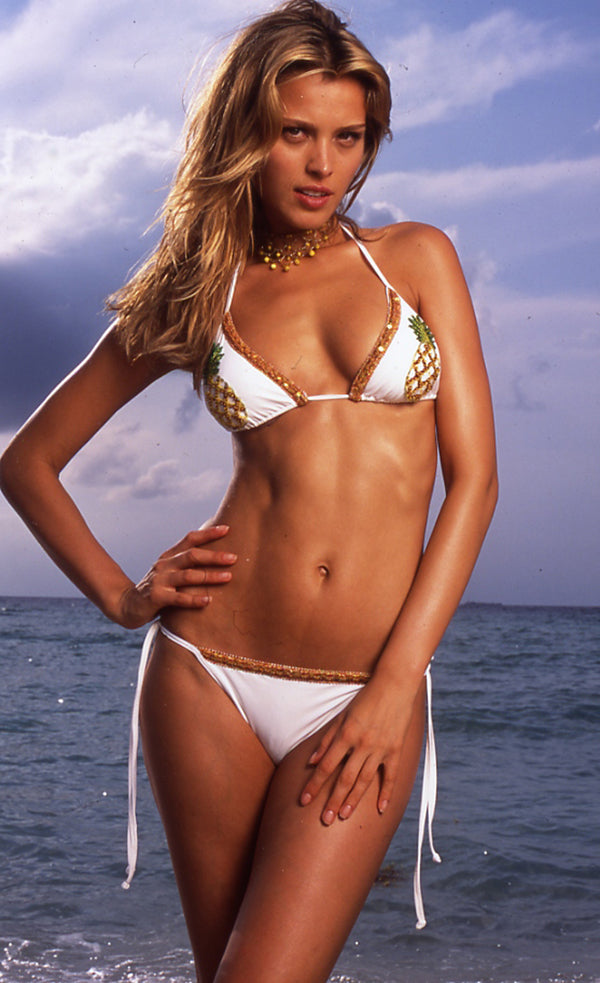 Are not Petra nemcova bikini crow something