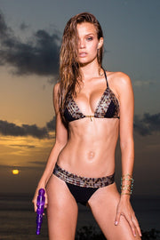 Sauvage Swimwear, Designer Swimwear from San Diego, CA made in usaLeopard Glam, , Swim, sauvage swimwear, Sauvage - 2