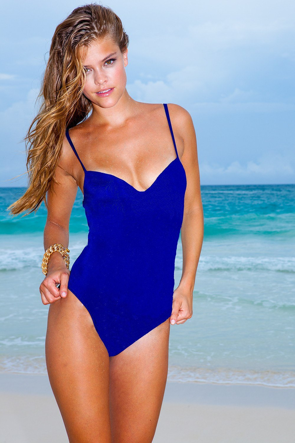 Sauvage Swimwear, Designer Swimwear from San Diego, CA made in usaNina One Piece, , Swim, sauvage swimwear, Sauvage - 2