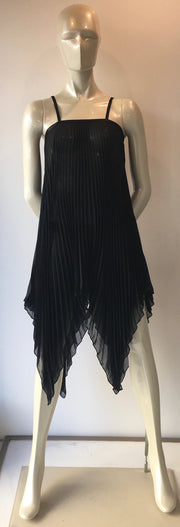Pleated Resort Dress