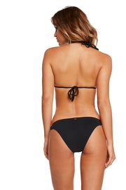 Lavish Laser Cut Bottom in Black