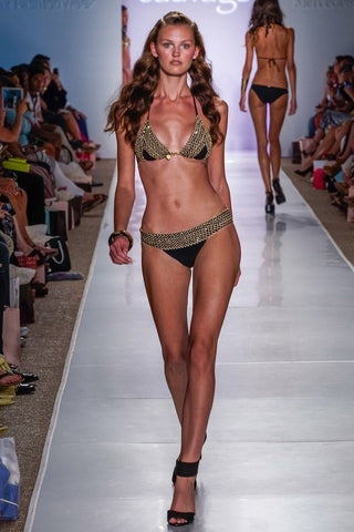 Sauvage Swimwear, Designer Swimwear from San Diego, CA made in usaRoma Bikini, , Swim, sauvage swimwear, Sauvage - 2