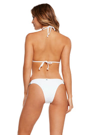 Hollywood Luxe Bikini White