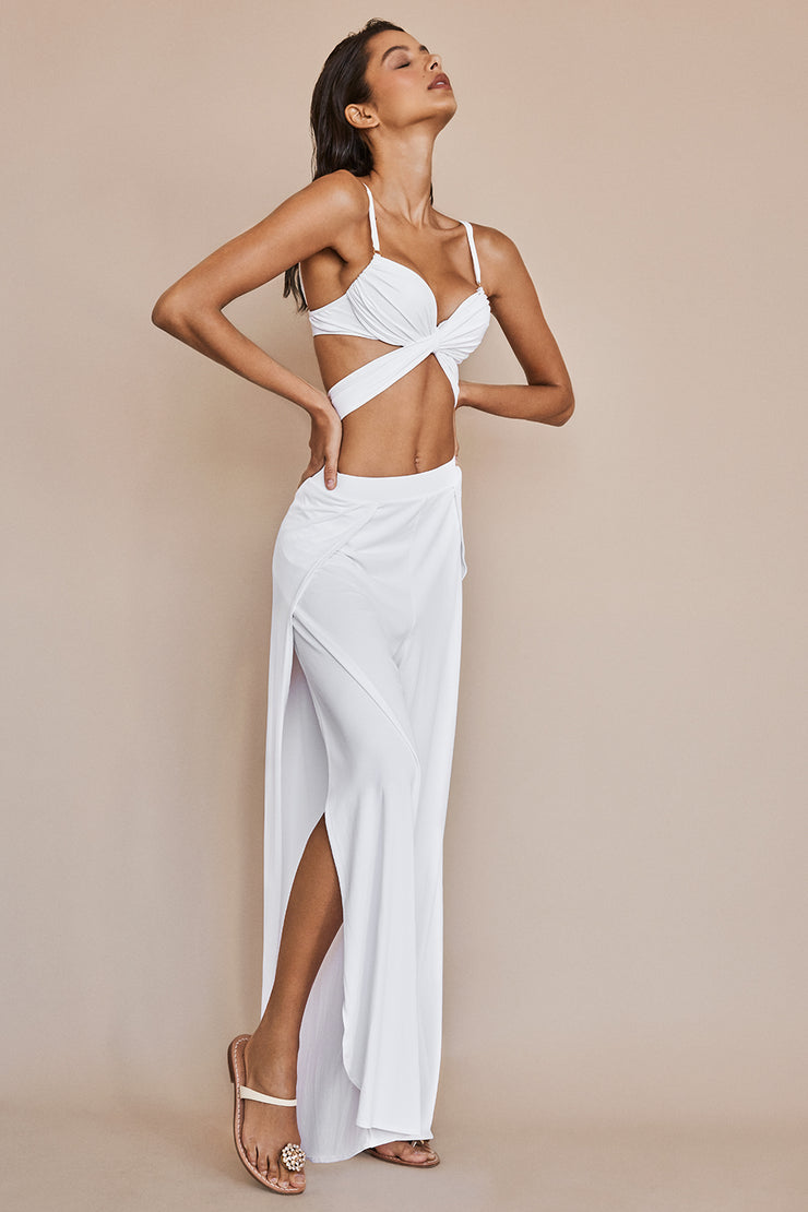 Mon Cheri Draped Resort Pants