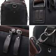 David Outwear Travel Leather Bag