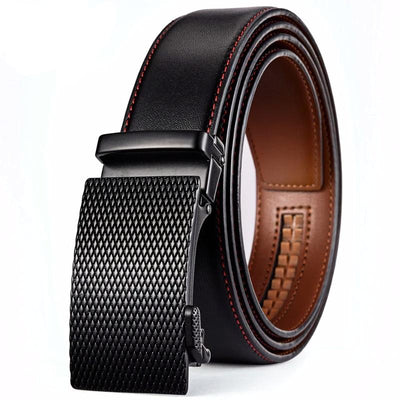 David Outwear Business Leather Belt