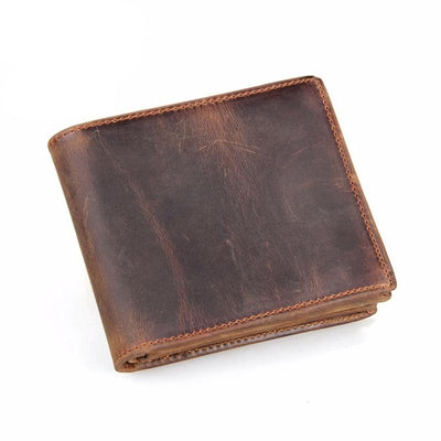 David Outwear Retro Leather Wallet