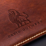 David Outwear Authority Leather Gloves