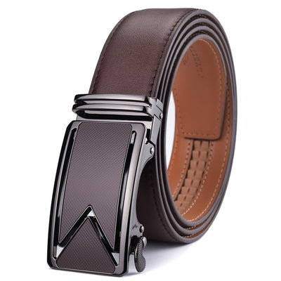 David Outwear Luxury Leather Belt