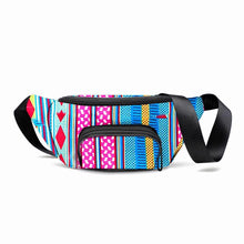Load image into Gallery viewer, Afro Fanny Pack