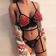 Women Sexy Lingerie Exotic Apparel Corset