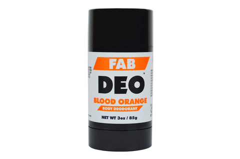 Blood Orange Deodorant