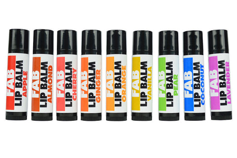 Any 3 Lip Balms