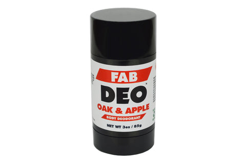 Oak & Apple Deodorant