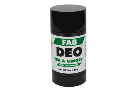 Tea & Ginger Deodorant