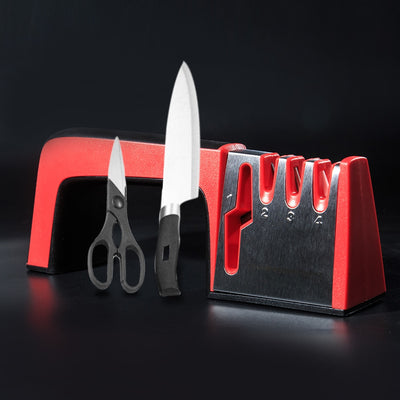 4-in-1 Ceramic Sharpening Tool