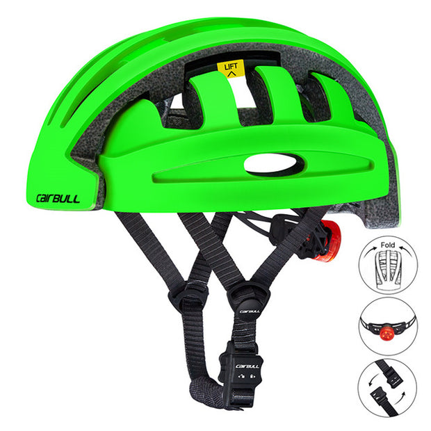 Foldable Bicycle Helmet