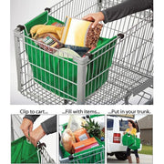 Reusable Green Shopping Bag
