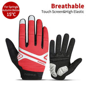 Inbike Cycling Gloves / Touchscreen Capability