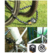 Theftproof Alloy Bicycle Lock