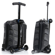 2-in-1 Scooter Suitcase