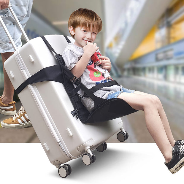 Foldable Suitcase Chair for Toddlers