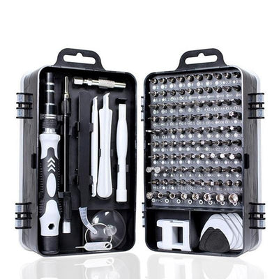 Kindlov 112 Piece Screwdriver Set