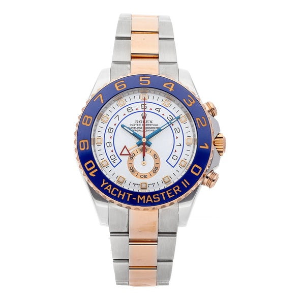 Rolex Yachtmaster II Everose And Steel