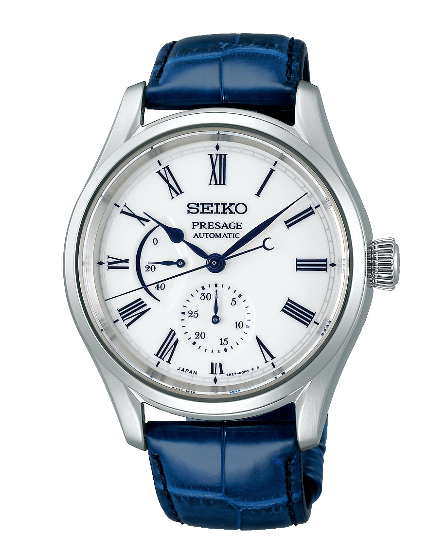 Seiko Presage Automatic Porcelain Limited Edition