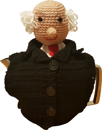 Michael Tea Higgins - Tea Cosy