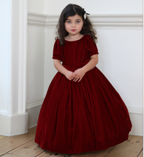 Load image into Gallery viewer, Sleigh Ride Gown