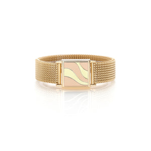 Wave Expandable Bracelet