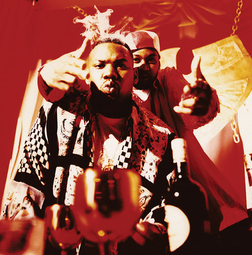 11 x 14 - OB4CL Limited Edition signed by Raekwon and Danny Hastings