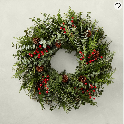 Fragrant Berry Wreath