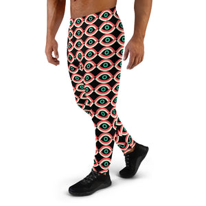 HomeCon 02 'All Eyes on Me' Joggers