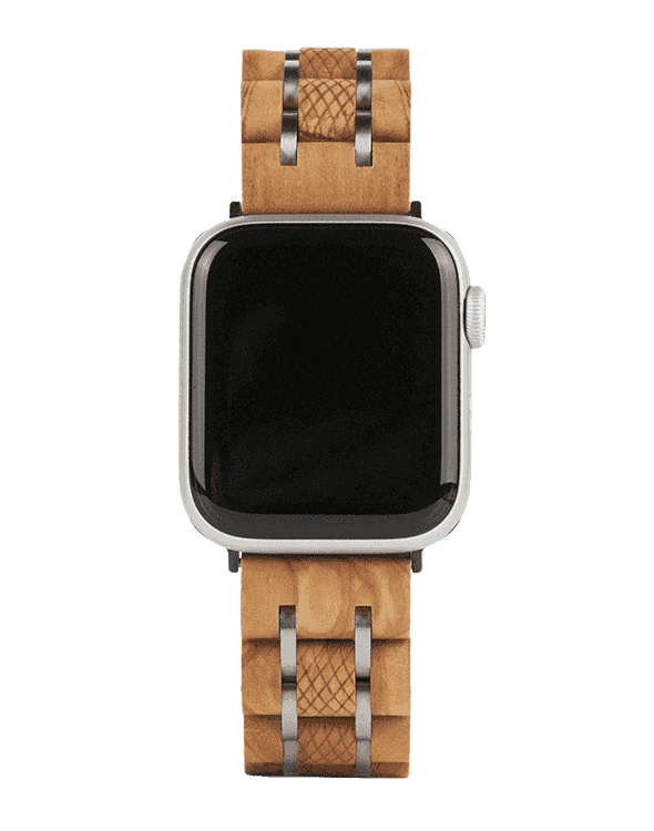 Apple Watch Zebranoholz Armband (Series 1-4)