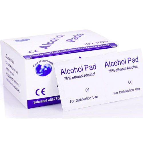 Alcohol Pads (100 pack)