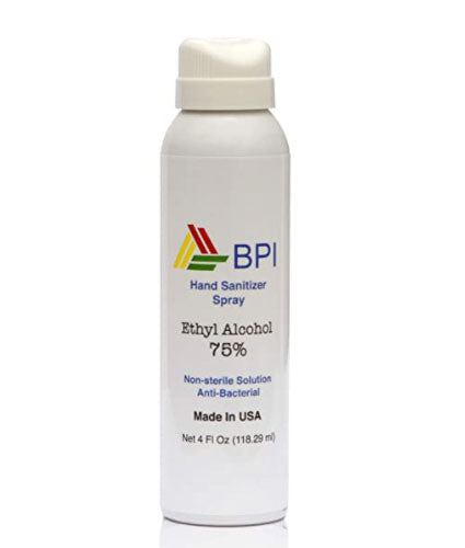 BPI Hand Sanitizer Spray (6 oz)